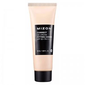 ББ крем MIZON Correct BB Cream Fitting Cover SPF50+ PA+++ 50 мл