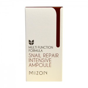 Сыворотка с муцином улитки MIZON Snail Repair Intensive Ampoule - 30 мл