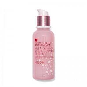 Осветляющая эссенция для сияния кожи MIZON Facial Tone Up Performance Mela Defense White Capsule Essence 50 мл