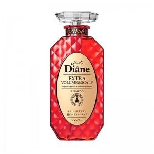 Шампунь с кератином для объема волос MOIST DIANE Extra Volume Scalp Shampoo 450 мл