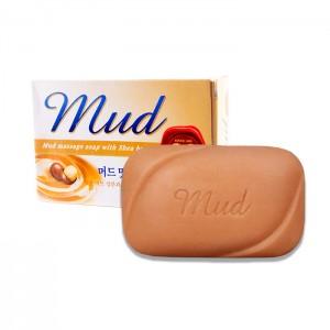 Мыло с эффектом массажа Mukunghwa Mud Massage Soap - 100 гр