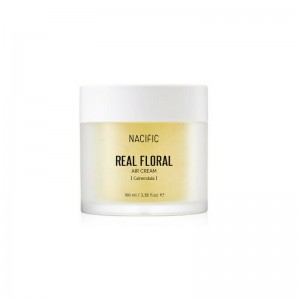 Лёгкий гель-крем с лепестками календулы NACIFIC Real Floral Air Cream Calendula 100мл