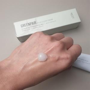 Успокаивающий крем для проблемной и чувствительной кожи NACIFIC Fresh Cica Plus Clear Cream 50 мл