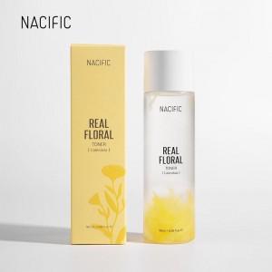 Тонер с лепестками календулы для чувствительной кожи NACIFIC Real Floral Toner Calendula 180мл