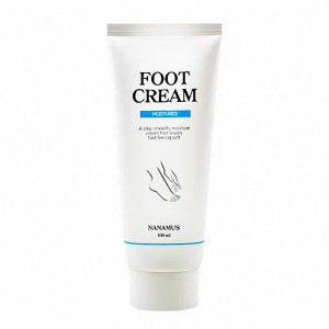 Увлажняющий крем для ног NANAMUS Foot Cream - 100 мл
