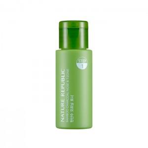 Набор для очищения кожи носа и Т-зоны NATURE REPUBLIC Bamboo Charcoal Nose and T-Zone Pack - 33 мл/25 мл