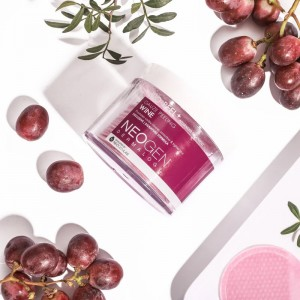 Очищающие пады с вином NEOGEN Dermalogy Bio Peel Gauze Peeling Wine - 30 шт