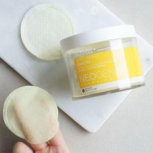 Очищающие пады с лимоном NEOGEN Dermalogy Bio Peel Gauze Peeling Lemon - 30 шт