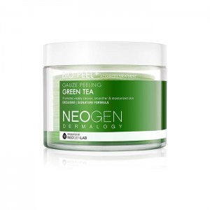 Очищающие пады с зеленым чаем NEOGEN Dermalogy Bio Peel Gauze Peeling Green Tea - 30 шт