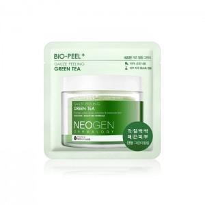 Очищающий пад с зеленым чаем NEOGEN Dermalogy Bio Peel Gauze Peeling Green Tea - 1 шт