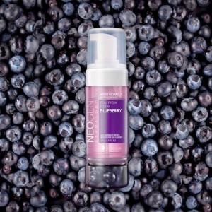 Воздушная пенка с черникой NEOGEN Dermalogy Real Fresh Foam Blueberry 160 мл