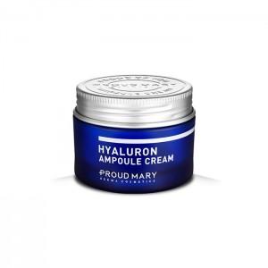 Увлажняющий крем с гиалуроновой кислотой PROUD MARY Hyaluron Ampoule Cream - 50 мл