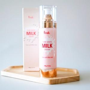 Увлажняющий осветляющий крем PRRETI Pure White Milk Cream - 145 мл