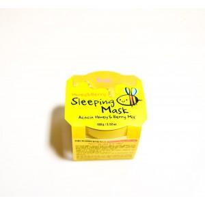Ночная увлажняющая маска PRRETI Honey & Berry Sleeping Mask - 100 гр