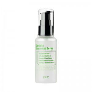 Безмасляная сыворотка для чувствительной кожи PURITO Centella Unscented Serum 60мл