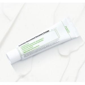 Восстанавливающий крем с комплексом центеллы PURITO Centella Unscented Recovery Cream 50 мл
