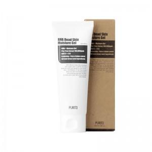 Обновляющий увлажняющий гель с BHA-кислотами PURITO BHA Dead Skin Moisture Gel 100 мл