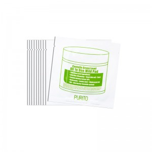 Очищающий увлажняющий пэд с центеллой PURITO Centella Green Level All In One Mild Pad 1 шт
