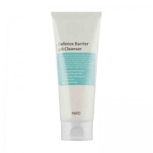 Слабокислотный гель-пенка для очищения кожи PURITO Defence Barrier Ph Cleanser 150 мл