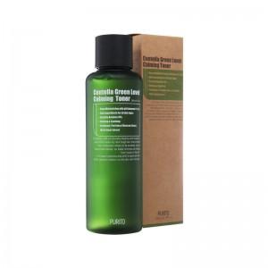 Бесспиртовый успокаивающий тонер с центеллой PURITO Centella Green Level Calming Toner 200 мл
