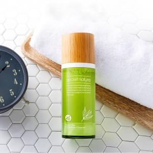 Гидрофильное масло-пенка с зеленым чаем SECRET NATURE Green Tea Oil to Foam Cleanser - 100 мл