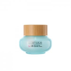 Разглаживающий крем для лица с кактусом SECRET NATURE Jeju Cactus Moisture Cream - 50 мл