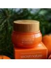 Крем для лица с мандарином SECRET NATURE Mandarine Honey Whitening Moisturizing Cream - 60 мл