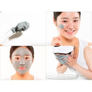 Миниатюра очищающей маски для лица SECRET NATURE Volcanic Ash Pore Pack Miniature - 30 мл