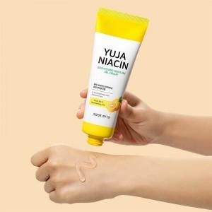 Осветляющий пилинг-гель с экстрактом юдзу Some By Mi Yuja Niacin Brightening Peeling Gel 120мл