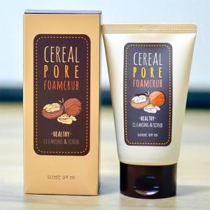 Пенка-скраб для умывания SOME BY MI Cereal Pore Foamcrub - 100 мл