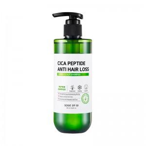 Укрепляющий шампунь с центеллой и пептидами SOME BY MI Cica Peptide Anti Hair Loss Shampoo 285 мл