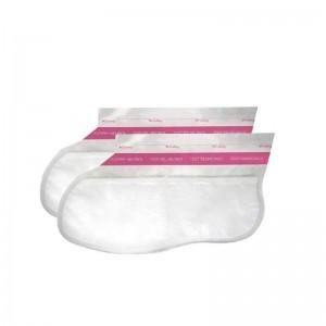 Носочки для педикюра с ароматом розы SOSU Foot Peeling Pack-Perorin Rose 1 пара