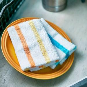 Кухонные полотенца SUNGBO CLEAMY Viscose Rayon Dishcloth 32*28см - 2 шт