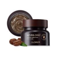 Очищающая кофейная маска THE SAEM Natural Daily Original Coffee Mask - 100 гр