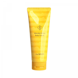 Крем для тела с экстрактом меда манука THE SAEM Care Plus Manuka Honey Body Cream 230мл