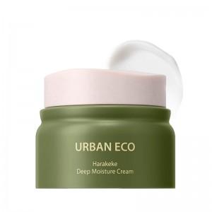 Интенсивно увлажняющий крем со льном THE SAEM Urban Eco Harakeke Deep Moisture Cream 50мл