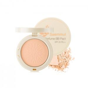Компактная ароматизированная ББ пудра THE SAEM Saemmul Perfume BB Pact SPF25 PA++ - 20 гр