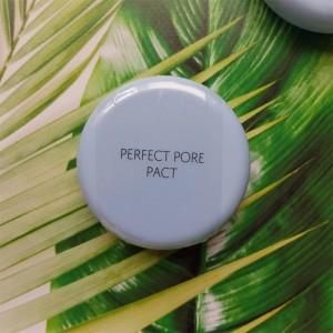 Матирующая компактная пудра THE SAEM Saemmul Perfect Pore Pact - 12 гр