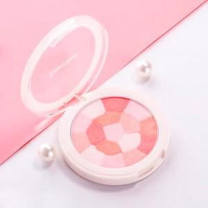Запеченые минеральные румяна для макияжа THE SAEM Saemmul Luminous Multi Blusher - 8 гр.