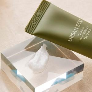Увлажняющий крем для век со льном THE SAEM Urban Eco Harakeke Deep Moisture Eye Cream 30мл