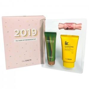 Промо набор для лица THE SAEM 2019 VIP Membership Kit