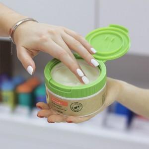 Питательный крем для тела с авокадо THE SAEM Care Plus Avocado Body Cream 300 мл