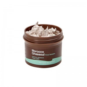 Глиняная маска для лица Too Cool For School Morocco Ghassoul Cream Pack 100 гр