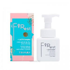 Пенка для интимной гигиены TRIMAY Forest Lacto Complex pH-Balancing Inner Bubble Cleanser 235 мл