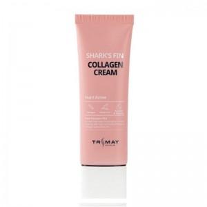 Крем для лица с коллагеном TRIMAY Collagen Sharks Fin Cream 50 мл