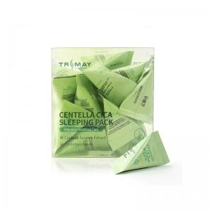 Успокаивающая ночная маска с центеллой TRIMAY Centella Cica Sleeping Pack 3 мл