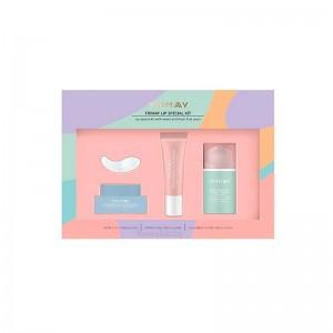 Трехступенчатый набор для губ TRIMAY Lip Special Kit