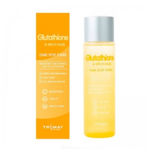 Тонер с лимоном и гамамелисом TRIMAY Vita Lemon Witch Hazel Dark Stop Toner 200 мл