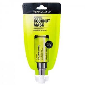Маска-пленка с кокосом VERACLARA Purifying Coconut Mask - 27 гр