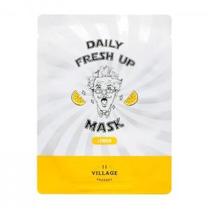 Тканевая маска VILLAGE 11 FACTORY Daily Fresh Up Mask - 20 мл